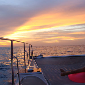 Sunset trip (25 person)